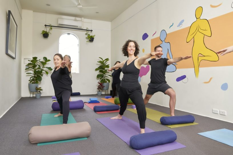 Introduction to Yoga, getting started