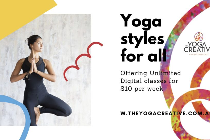 Yoga styles for all